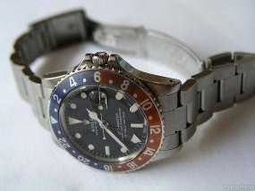 ロレックス買取GMTマスター1675