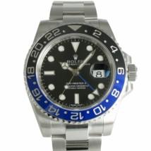 ロレックス GMT 116710blnr 青黒 買取