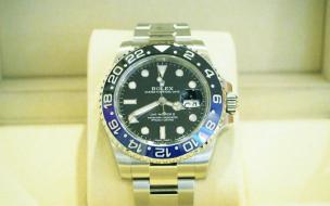 ロレックス GMTマスター2 116710blnr 買取