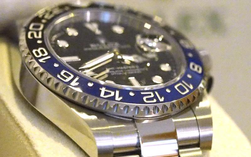 ロレックス買取GMTマスター2青黒116710blnr 2016年まとめ