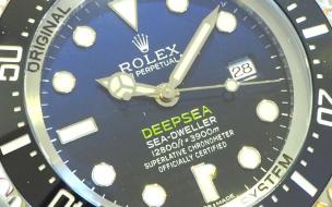 ロレックス買取 ディープシー Dブルー 116660