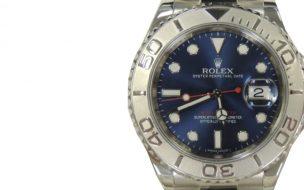 ロレックス買取ヨットマスターロレジウム116622