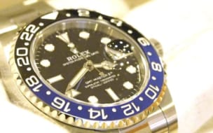 ロレックス買取GMTマスター2価格表