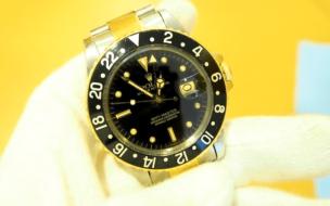 ロレックス買取GMTマスター16753