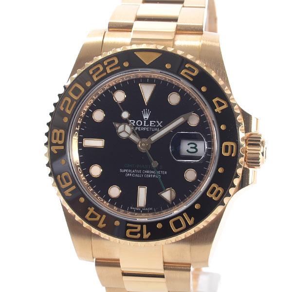 ロレックス,買取,GMTマスター2,イエローゴールド,116718