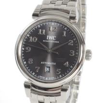 IWC,買取,ダ・ヴィンチ,IW356602