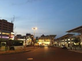 埼玉県,朝霧駅