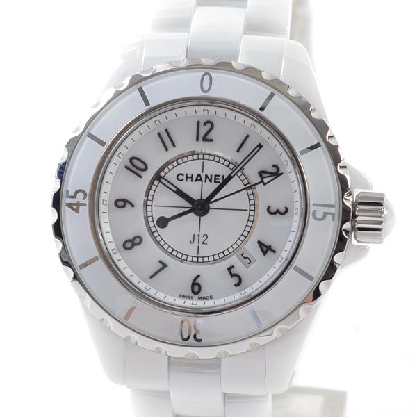 hot sales 86744 ae9ee H0968を売るなら 買取店別シャネル時計 J12査定価格を比較 ...