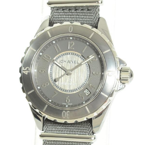 info for 52f91 70517 H4187を売るなら 買取店別シャネル時計 J12査定価格を比較 ...