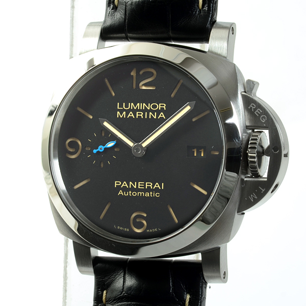 finest selection 4693c 7caf2 PAM01312を売るなら|買取店別パネライ ルミノール1950査定価格 ...