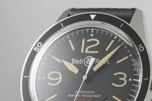ベル&ロス,買取,BR123,BR123-92-SP