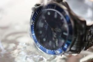 ダイバーズウオッチ,時計,防水