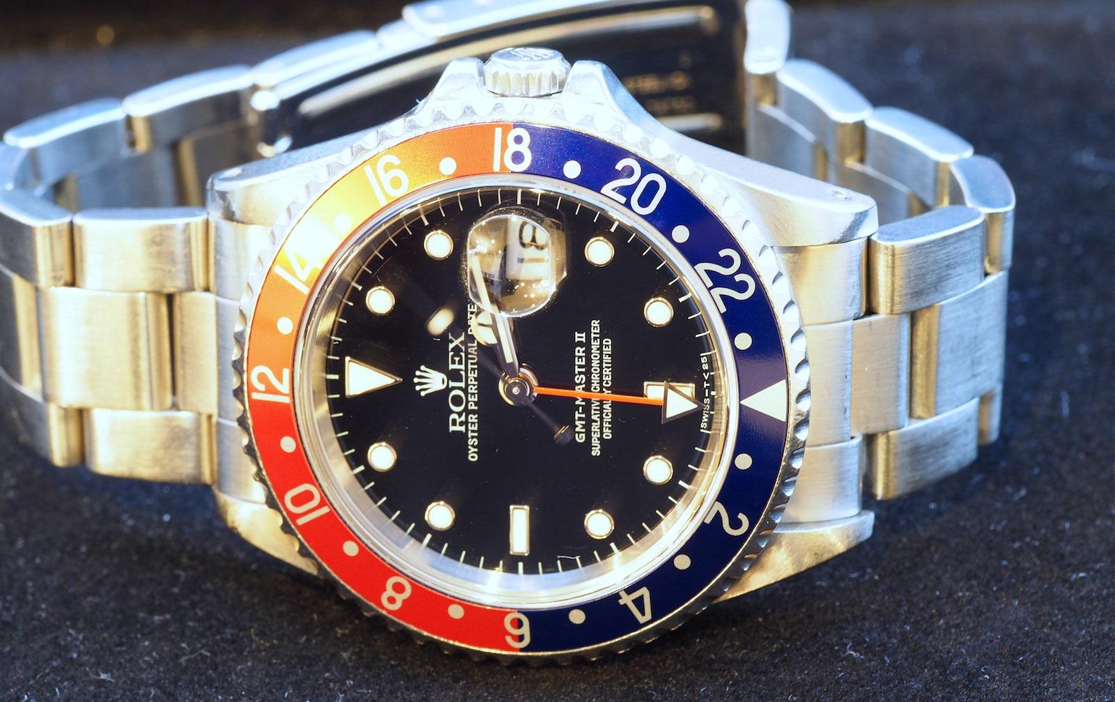 GMTマスター16710買取