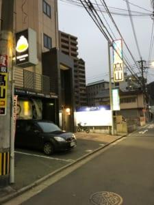 福岡高山質店外観