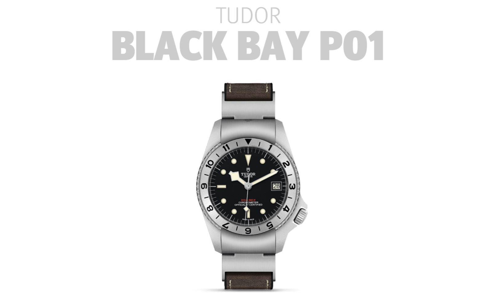 ブラックベイP01