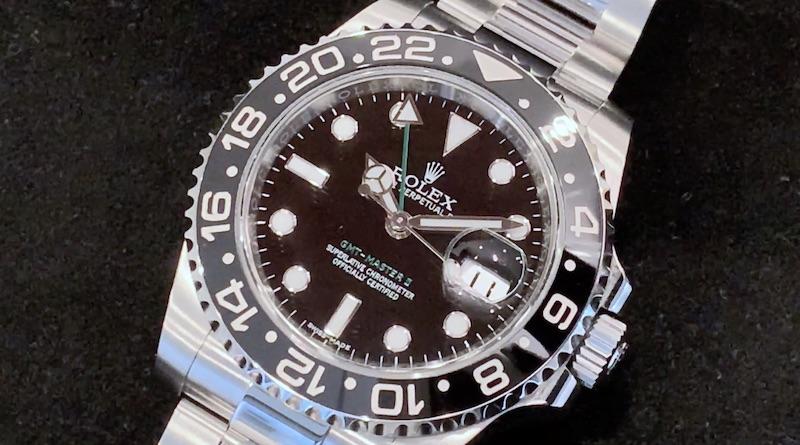 cheap for discount 20f4c b871b ロレックス GMTマスター2 Ref.116710LN とは|特徴・スペック ...
