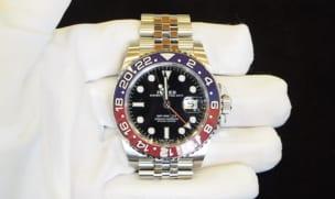 126710BLRO買取価格GMTマスター2