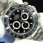 ロレックス デイトナ Ref.116500LN ブラック とは|特徴・スペック・価格など