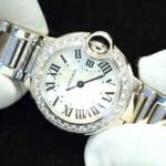 カルティエ(時計) バロンブルーレディース ホワイトゴールドモデル Ref.WE9003Z3 とは|特徴・スペック・価格など