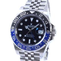 GMTマスター2青黒126710blnr