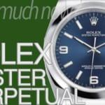 ロレックス オイスターパーペチュアルの買取相場 2019年11月版 |ブランド時計の価格情報
