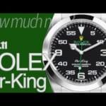 ロレックス エアキングの買取相場 2019年11月版 |ブランド時計の価格情報