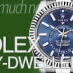 ロレックス スカイドゥエラーの買取相場 2019年11月版 |ブランド時計の価格情報