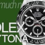 ロレックス デイトナの買取相場 2019年11月版 |ブランド時計の価格情報