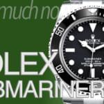 ロレックス サブマリーナ、サブマリーナデイトの買取相場 2019年12月版 |ブランド時計の価格情報