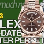 ロレックス デイデイトおよびオイスターパーペチュアルの買取相場 2020年3月版 |ブランド時計の価格情報