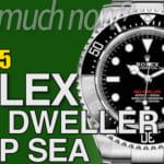 シードゥエラー,ディープシー 買取相場まとめ 2020年5月版 |ロレックス時計の価格情報