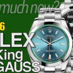 エアキング、ミルガウス 買取相場まとめ 2020年6月版 |ロレックス時計の価格情報