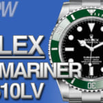 ロレックス グリーン サブマリーナーデイト Ref.126610LV とは|特徴・スペック・価格など