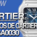 Cartier サントスドゥカルティエ WSSA0030  とは|特徴・スペック・価格など
