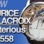 モーリス・ラクロア ミステリアス MP6558  とは|特徴・スペック・価格など