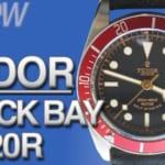 TUDOR BLACK BAY 79220R  とは|特徴・スペック・価格など